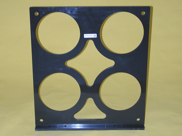BS5822SS Fabricated Duct Spacer